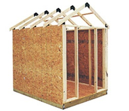Easy Shed Kit