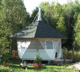 starplate eco-cabin